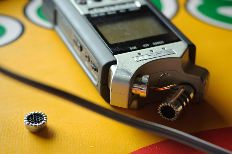 Sound Recorder On the Mend