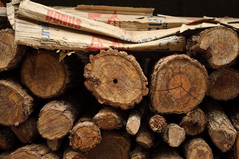 Lao Woodpile
