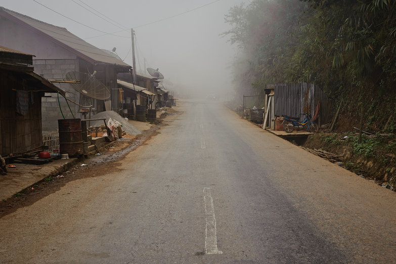 Misty Lao Mountain Village