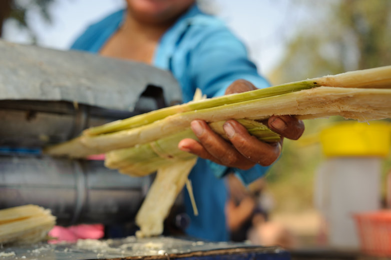 Sugarcane Juicing