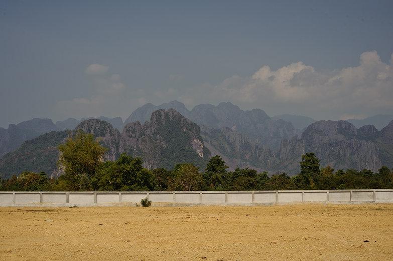Vang Vieng View