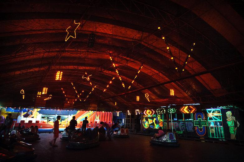 Lao Bumper Car Arena