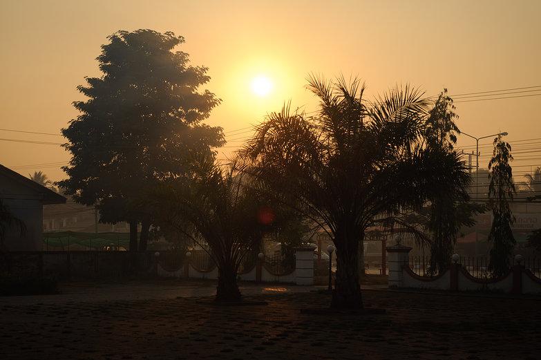 Paksan Sunrise