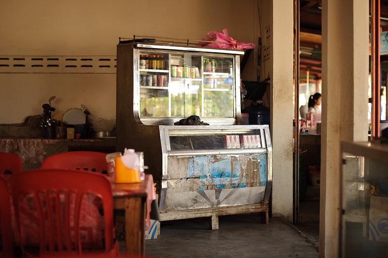Lao Fridge/Freezer Case