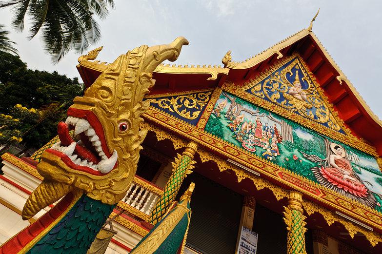 Savannakhet Wat