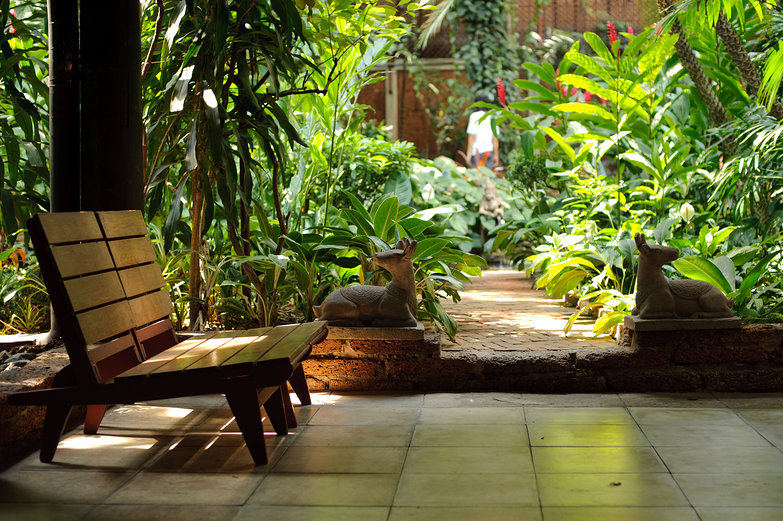 Jim Thompson's Courtyard