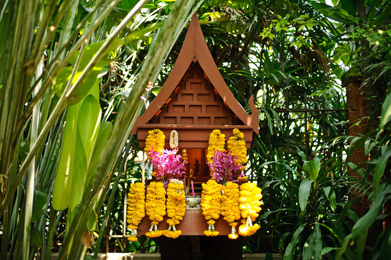 Jim Thompson's Spirit House