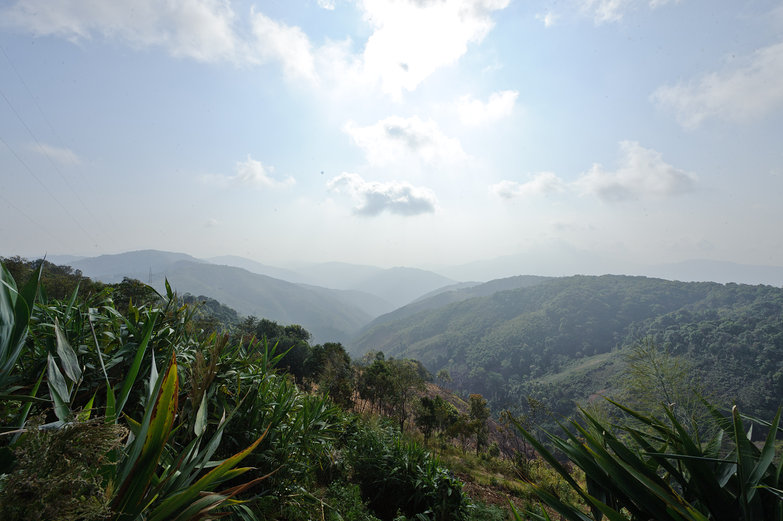Lao Mountain View