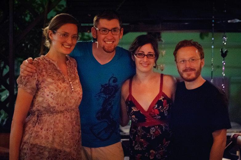 Greta, Jesse, & Us