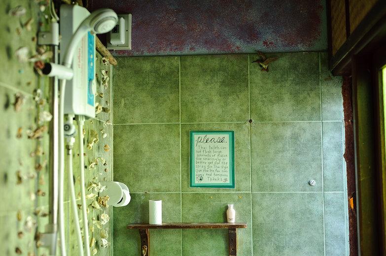 Shanti Lodge Bathroom