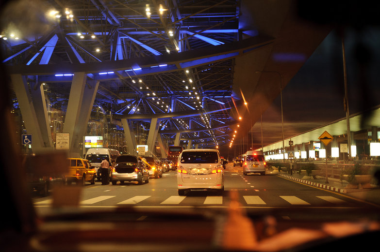 Taxi to BKK Airport
