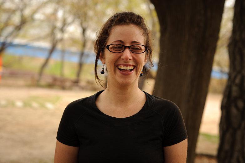 Tara Laughing