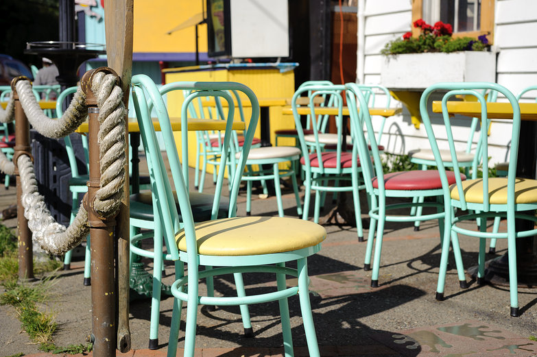 Coast Cafe Chairs