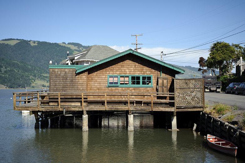California Coastal Home