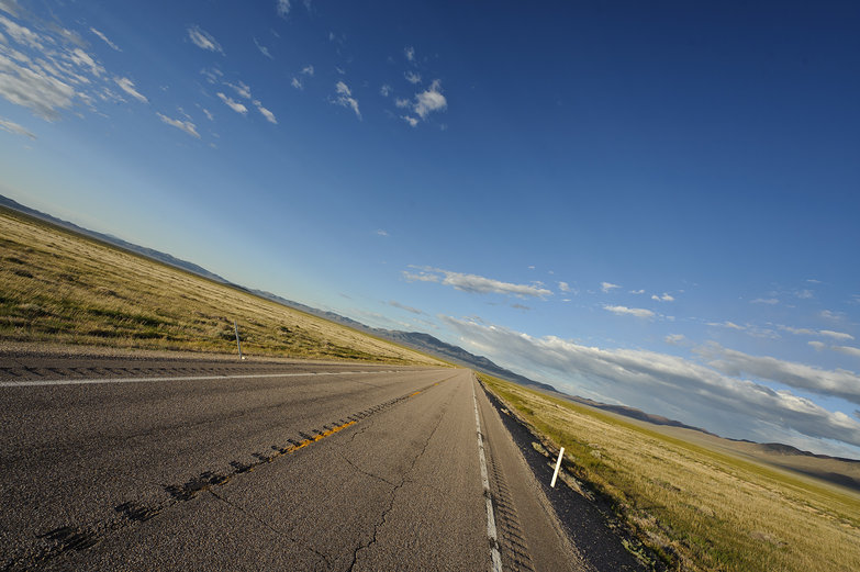 Nevada's Loneliest Road