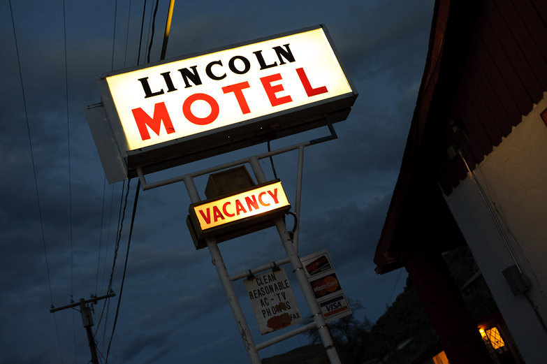 Lincoln Motel Vacancy