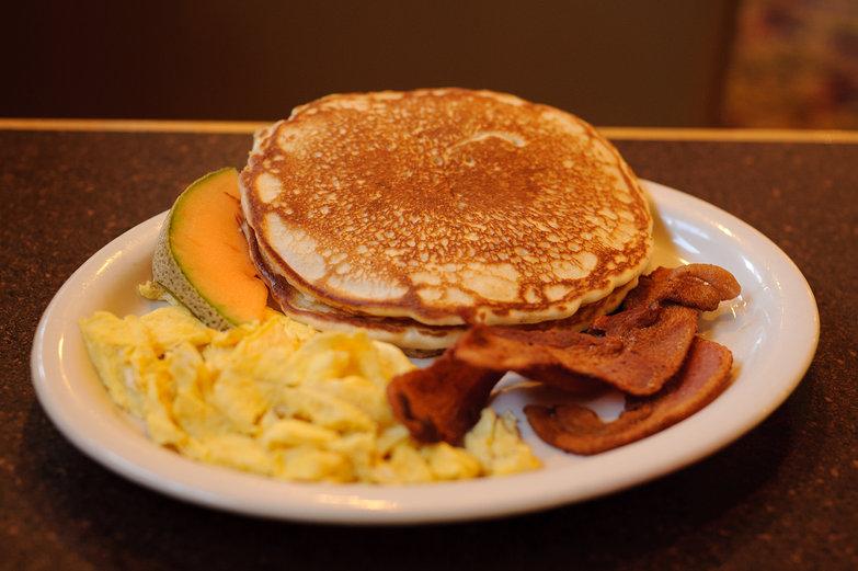 Truck-Stop Pancake Breakfast