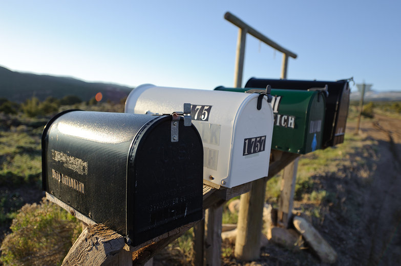 Colorado Mountain Mailboxes