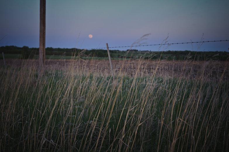 Midwestern Moonrise