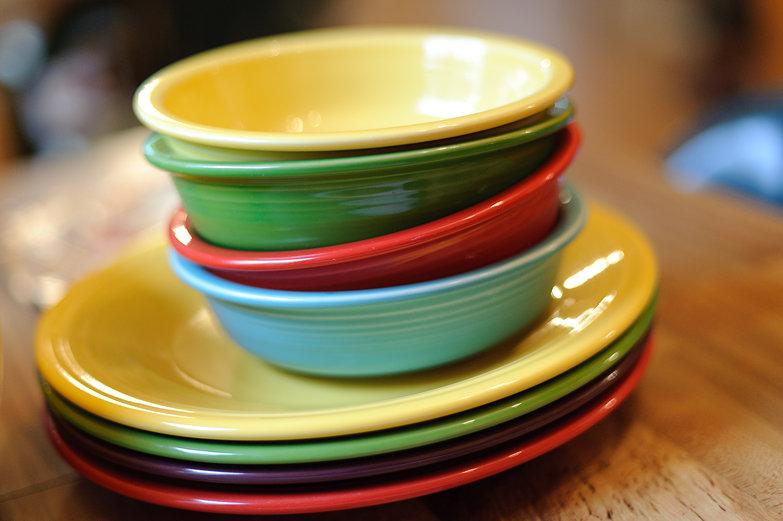 Sarah's Fiestaware