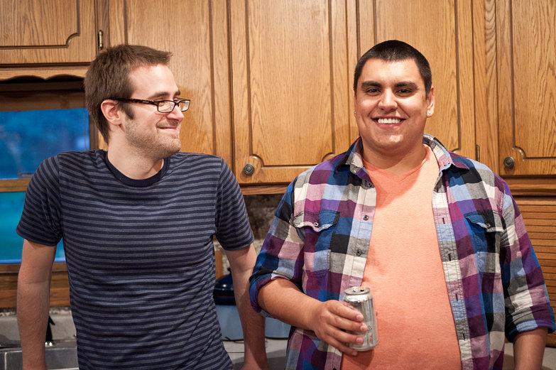 Matt & Alvero