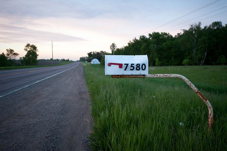 Minnesota Mailbox