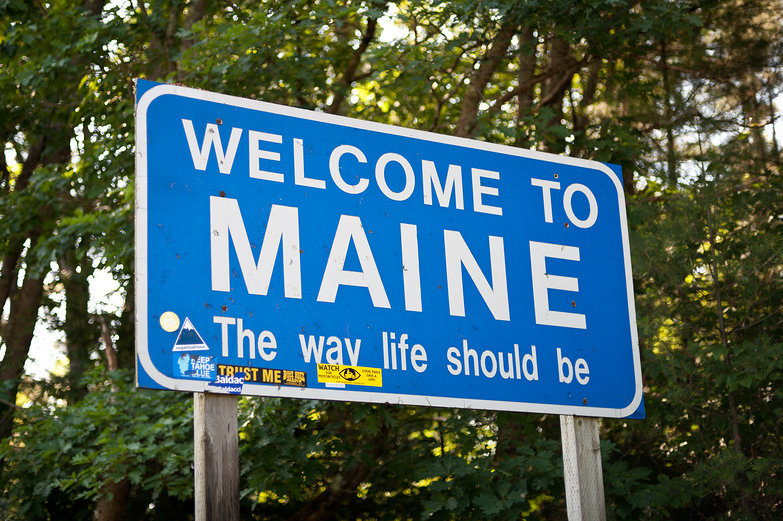 Welcome to Maine - The Way Life Should Be