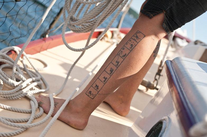 Kit's Tattoo