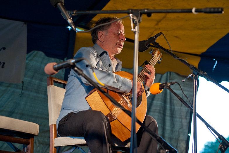 Another Guitarist at Gordon Bok Concert