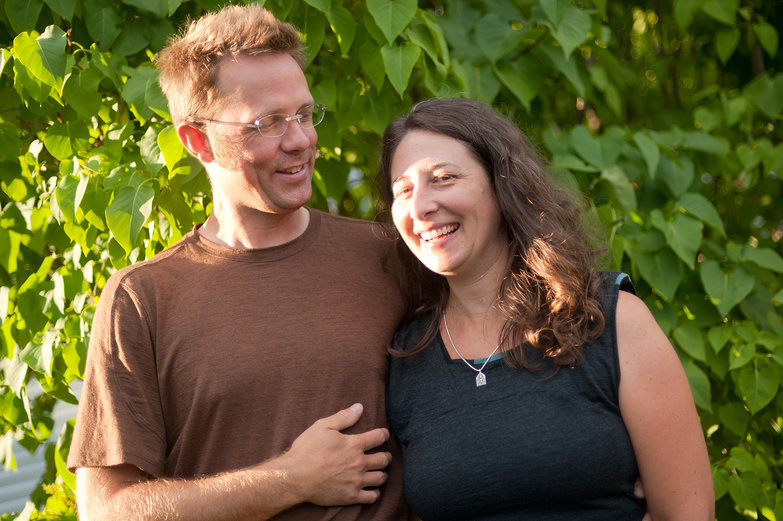 Kai & Sheila (www.2cycle2gether.com)