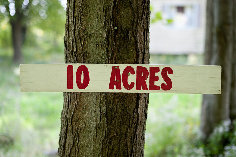 Ten Acres for Sale