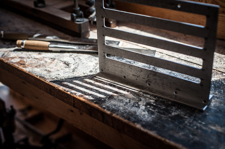 Timber Framing Workbench