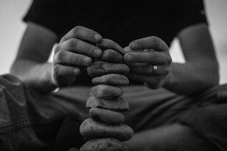 Tyler Stacking Stones