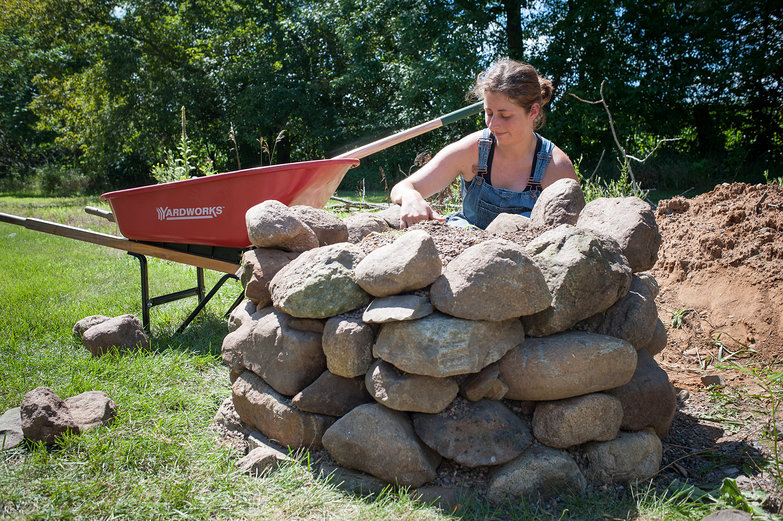 Tara Dry Stacking Rocks