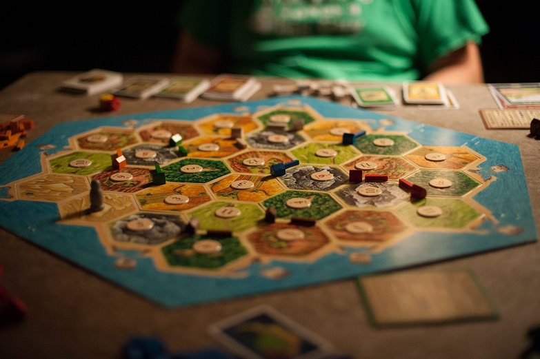 CATAN (by Julia)