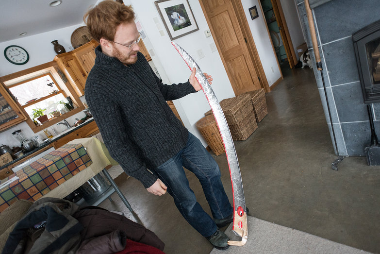 Tyler Holding Fux Competition Scythe Blade