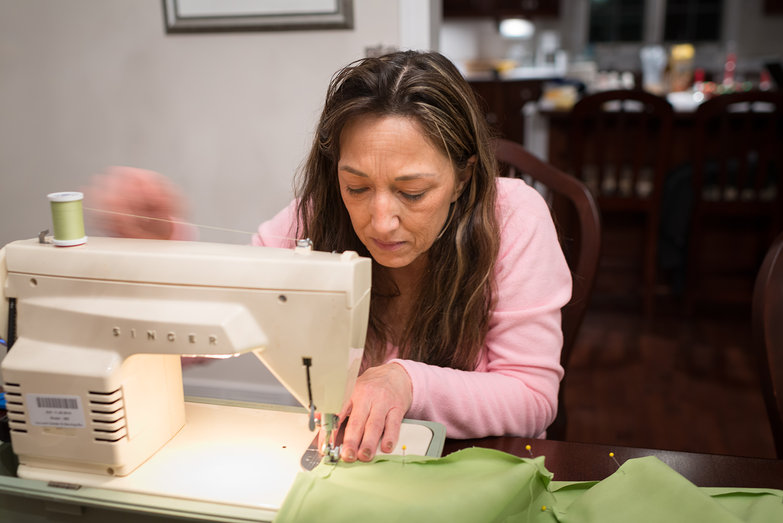 Jodi Sewing Curtains