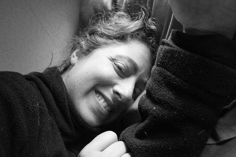 Tara in Bed