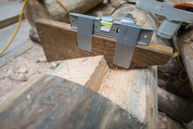 Peter's Rafter Seat Jig