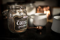 Cocoa Powder Canister