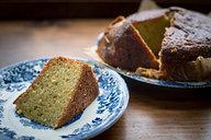 Anise & Orange Olive Oil Cake
